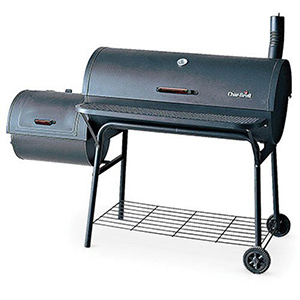 American Gourmet Offset Smoker by Char Broil