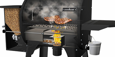 What is Slide & Grill Technology?