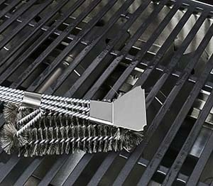 best grill grate material