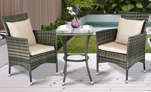 Simple techniques to restore your patio furniture