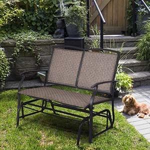 Giantex Rocker Lounge Glider Chair