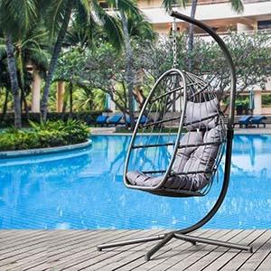 Gheda Basket Swinging Chair