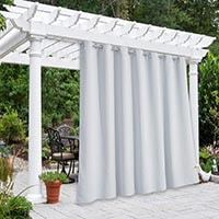 privacy curtains for patio