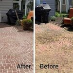How to Clean Patio Brick Pavers